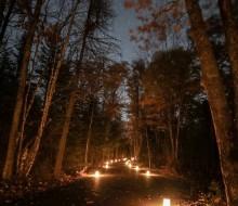 Dark Sky challange path 2014