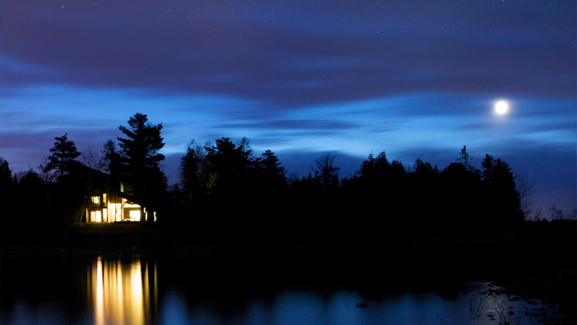 About The Headlands Dark Sky Park Mackinaw City
