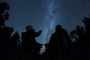 Perseids information / Headlands event details